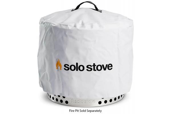 Large image of Solo Stove Bonfire Fire Pit Shelter - SSBON-SHELTER