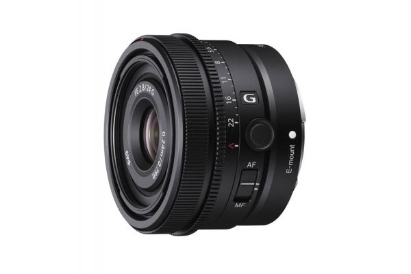 Large image of Sony FE 24mm F2.8 G Full-Frame Ultra-Compact G Lens - SEL24F28G