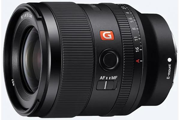 Large image of Sony FE 35mm F1.4 GM Full-Frame E-Mount Lens - SEL35F14GM
