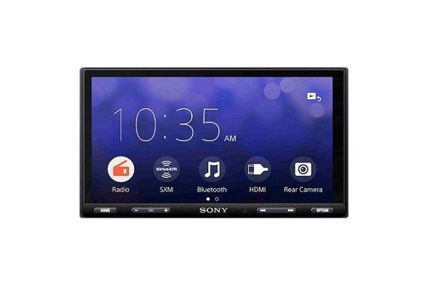 "Large image of Sony 6.95"" Digital Media Receiver With WebLink Cast - XAV-AX5600"