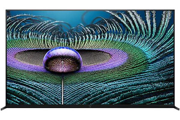 "Large image of Sony 75"" Z9J Titanium Silver HDR 8K UHD Smart TV - XR75Z9J"