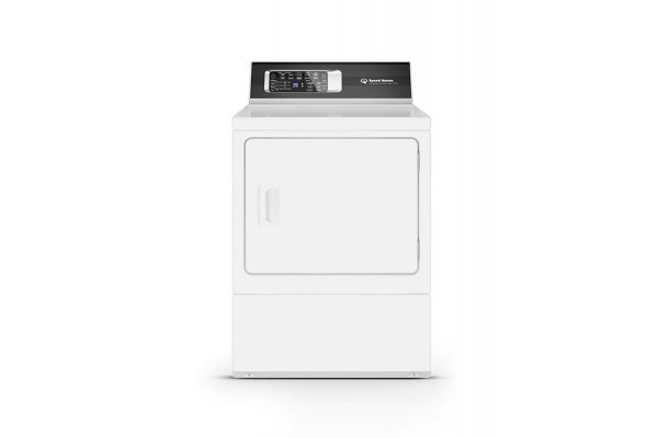 Large image of Speed Queen 7 Cu. Ft. White Electric Dryer - DR7003WE