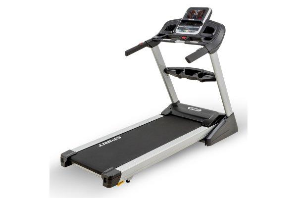 Large image of Spirit Fitness Foldable Treadmill - XT485ENT
