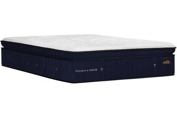 Large image of Stearns & Foster Reserve Hepburn Luxury Pillow Top Plush California King Mattress - 52513962
