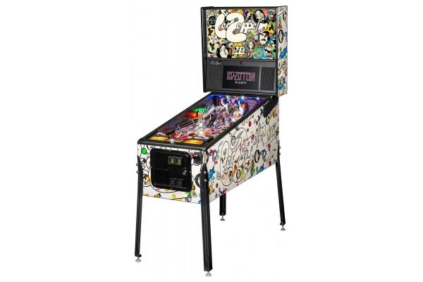 Large image of Stern Pinball Led Zeppelin Pro Edition Pinball Machine - LEDZEPPELINPRO