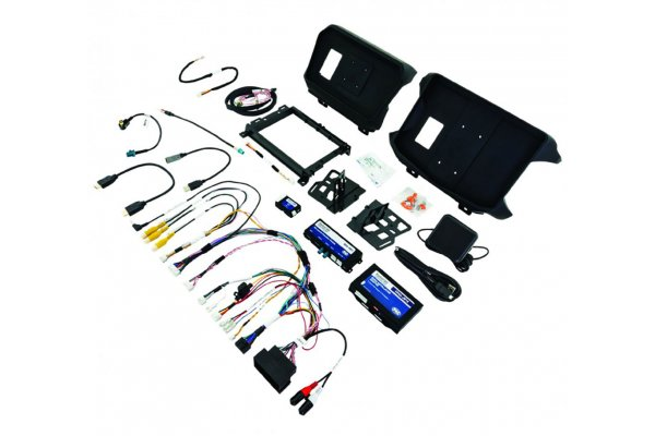 Large image of Stinger RadioPRO Advanced Integrated Installation Kit For Jeep Wrangler JL & Gladiator JT - SRK-JW18EH