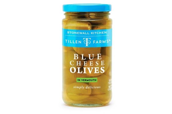 Large image of Stonewall Kitchen Blue Cheese Olives - 300300