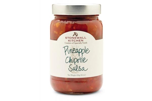 Large image of Stonewall Kitchen Pineapple Chipotle Salsa - 261602