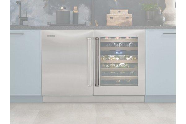 Large image of Sub-Zero Undercounter Refrigeration Pro Handle - 9036003