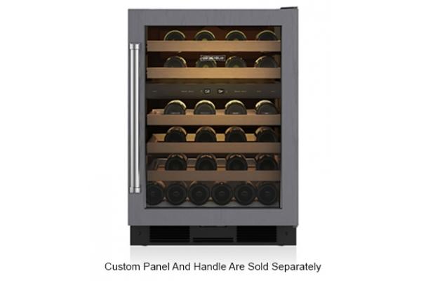 """Large image of Sub-Zero 24"""" Panel Ready Right Hinge Wine Storage Refrigerator - UW24ORH"""
