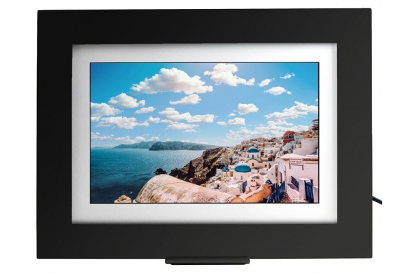 """Large image of Switchmate 10"""" Black PhotoShare Friends and Family Smart Frame - FSM010BL"""