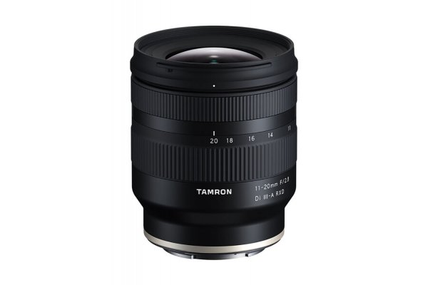Large image of Tamron 11-20mm F/2.8 Di III-A RXD Ultra Wide-Angle Zoom Lens For Sony E-Mount APS-C Mirrorless Cameras - AFB060S-700