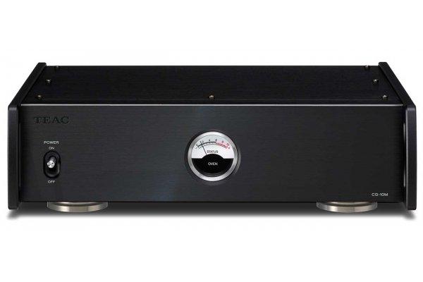 Large image of Teac CG-10M Black Master Clock Generator Amplifier - CG10MAB
