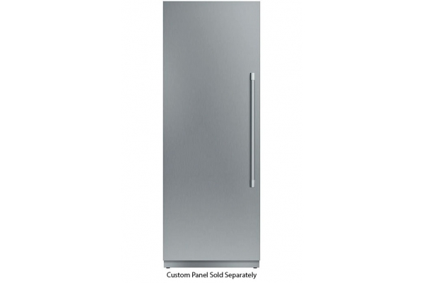 """Large image of Thermador Freedom Collection 30"""" Panel Ready Built-In Freezer Column With Internal Ice Maker - T30IF905SP"""