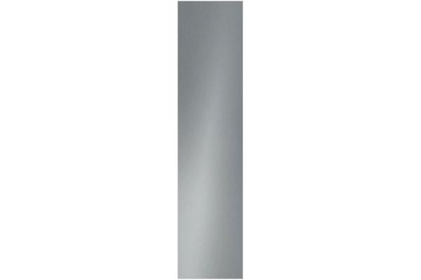 "Large image of Thermador 18"" Stainless Steel Flush Freezer Column Panel, No Holes - TFL18IR905"
