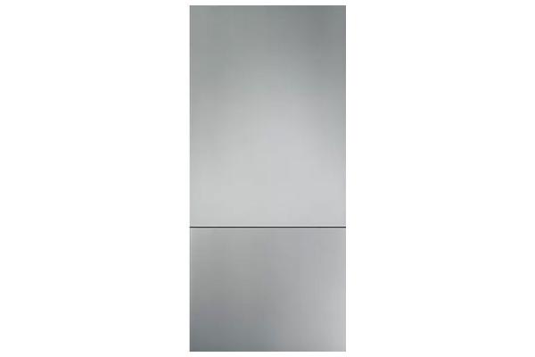 "Large image of Thermador 36"" Stainless Steel Bottom Freezer Refrigerator Panels - TFL36IB905"