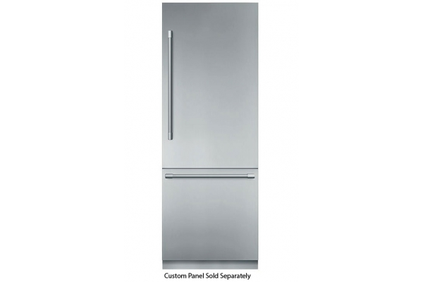 """Large image of Thermador Freedom Collection 30"""" Panel Ready Built-In 2-Door Bottom Freezer Refrigerator - T30IB905SP"""