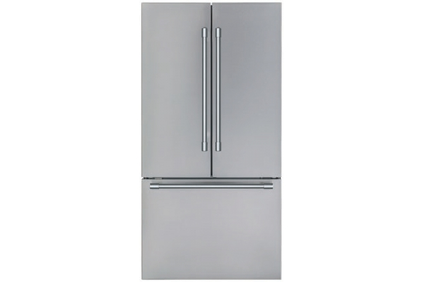 """Large image of Thermador 36"""" Professional Series Stainless Steel French Door Refrigerator - T36FT820NS"""