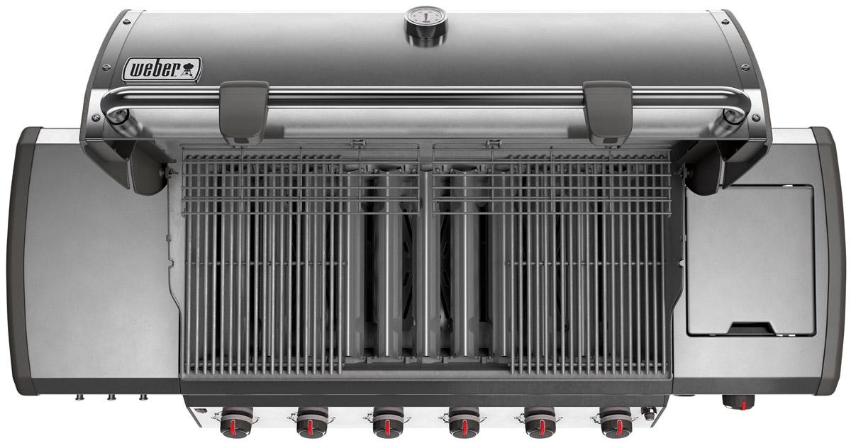 Weber Genesis II LX S-640 LP Gas Outdoor Grill - 63004001