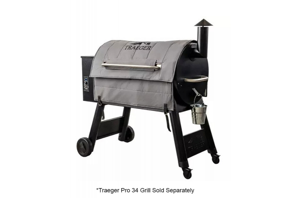 Large image of Traeger Pro 34 Insulation Blanket - BAC628