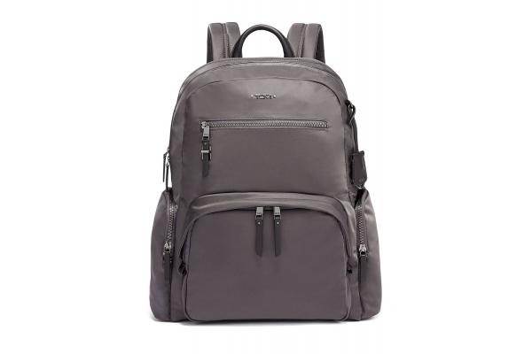 Large image of TUMI Voyageur Carson Iron/Black Backpack - 109963-T273