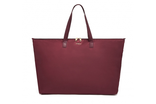 Large image of TUMI Voyageur Cordovan Just In Case Tote - 110042-2156