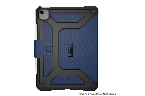 "Large image of Urban Armor Gear Cobalt Blue Metropolis iPad Air 10.9"" Case (4th Gen, 2020) - 122556115050"