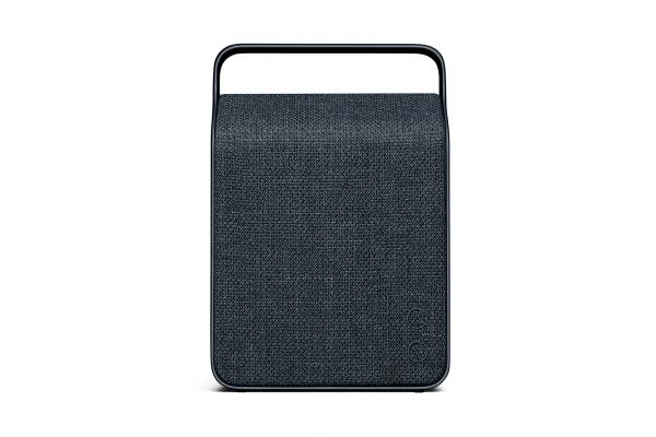 Large image of Vifa Oslo Mountain Blue Portable Bluetooth Speaker - 83143