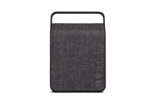 Large image of Vifa Oslo Slate Black Portable Bluetooth Speaker - 87059