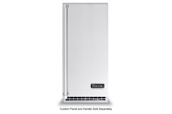"""Large image of Viking 15"""" Professional 5 Series Panel Ready Built-In Nugget Ice Machine - FGNI515"""
