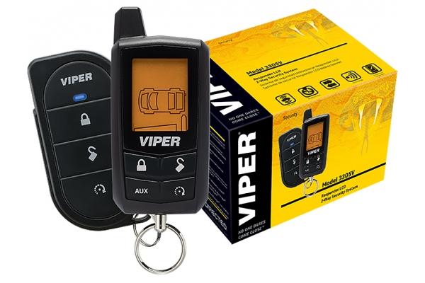Large image of Viper Responder 350 2-Way Security System - 3305V