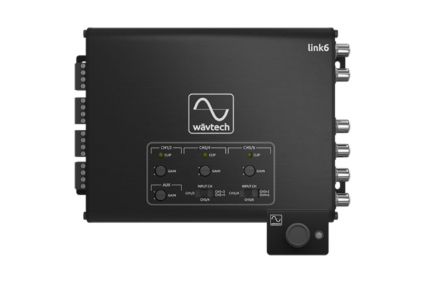 Large image of Wavtech 6-Channel Line Output Converter - LINK-6