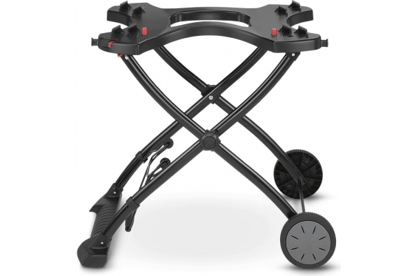 Large image of Weber Q Portable Cart For Grilling - 6557
