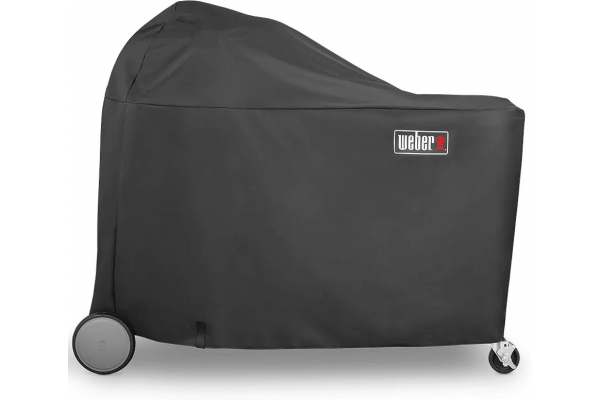 Large image of Weber Summit Charcoal Grilling Center Grill Cover - 7174