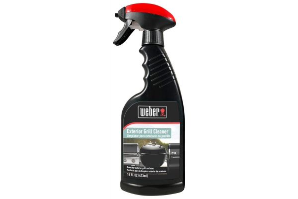 Large image of Weber Exterior Grill Cleaner - 8028