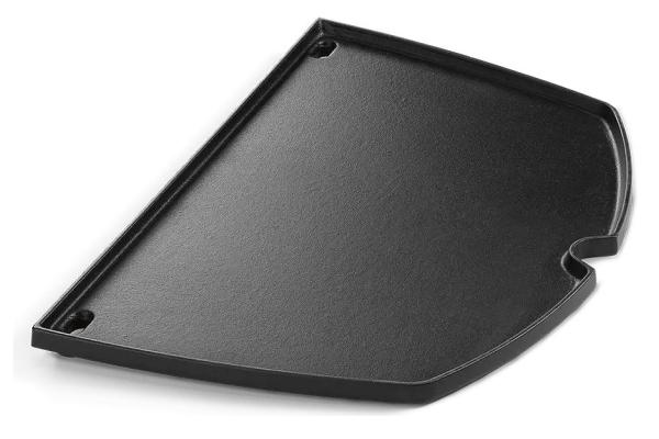 Large image of Weber Q Black Griddle - 6506