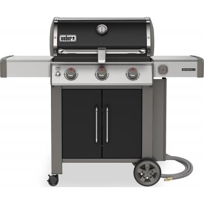 Weber Genesis II SE-315 Black Natural Gas Grill