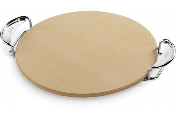 Large image of Weber Original Gourmet BBQ System Pizza Stone - 8836