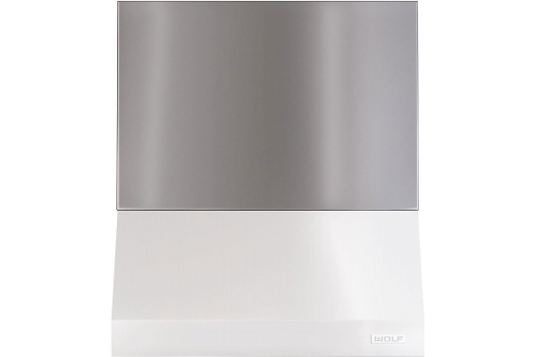"""Large image of Wolf 24"""" Stainless Steel Hood Duct Cover - 810732"""