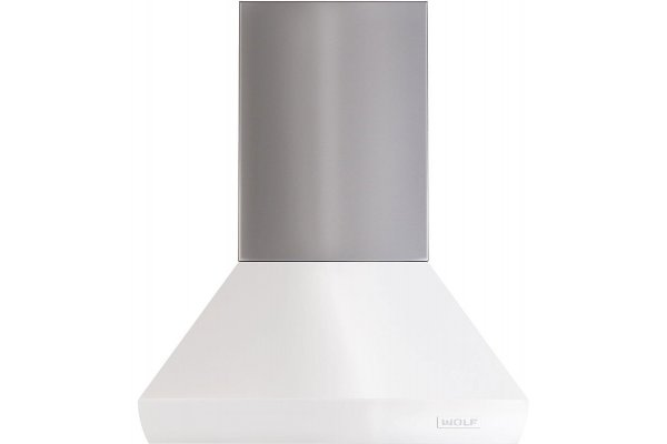 """Large image of Wolf 30"""" Stainless Steel Pro Chimney Hood Duct Cover - 826903"""
