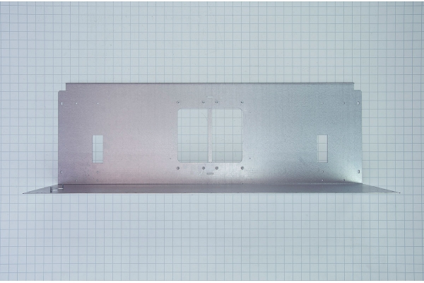 Large image of Wolf Horizontal Discharge Kit - 822166
