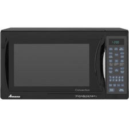 Amana Radarange Countertop Microwave Amc6138bk In Black
