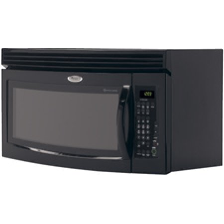 Abt Whirlpool Gold Microwave Hood Combination In Black