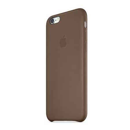 Brown Leather Iphone  Case