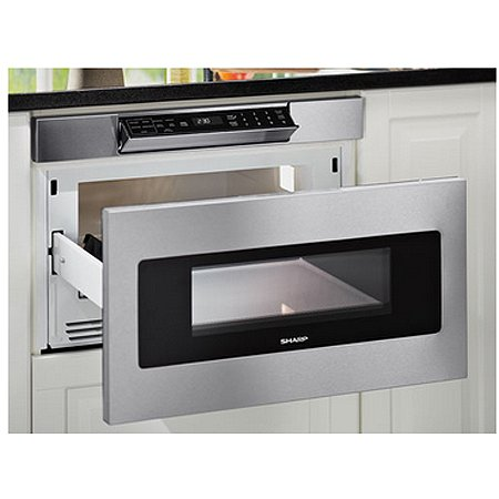 Abt Sharp 30 Stainless Steel Microwave Drawer Oven