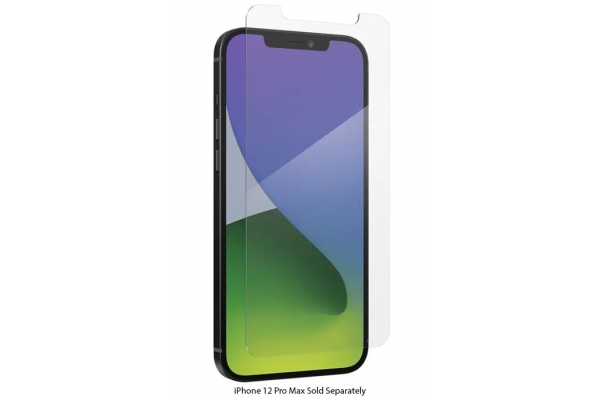 Large image of Zagg InvisibleShield Glass Elite VisionGuard+ iPhone 12 Pro Max Screen Protector - 200106683