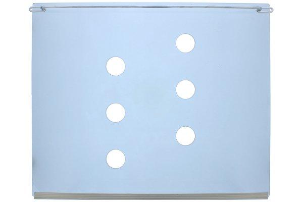 Large image of Zephyr Glass Shelf Assembly - 50150001