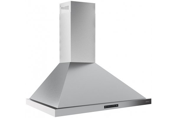 """Large image of Zephyr Ombra 30"""" Stainless Steel Wall Hood - ZOME30BS"""