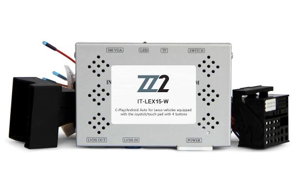 Large image of ZZ-2 Lexus Wireless Carplay/Android Auto Interface - IT-LEX15-WV3