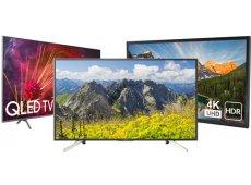All Flat Panel TVs